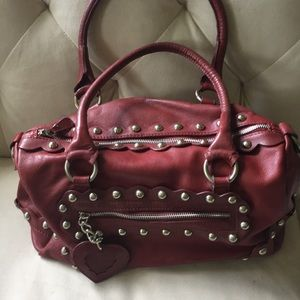 Handbags - Red Leather handbag